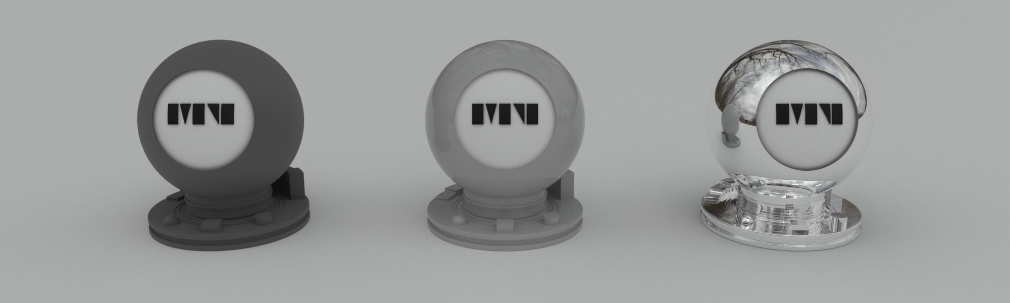 Pano 05 Shader Balls