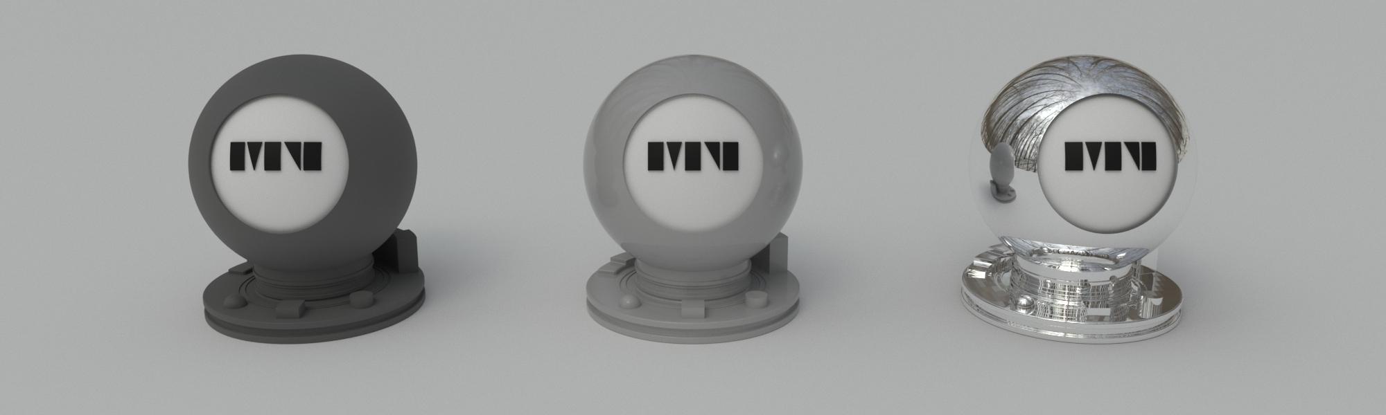 Pano 10 Shader Balls