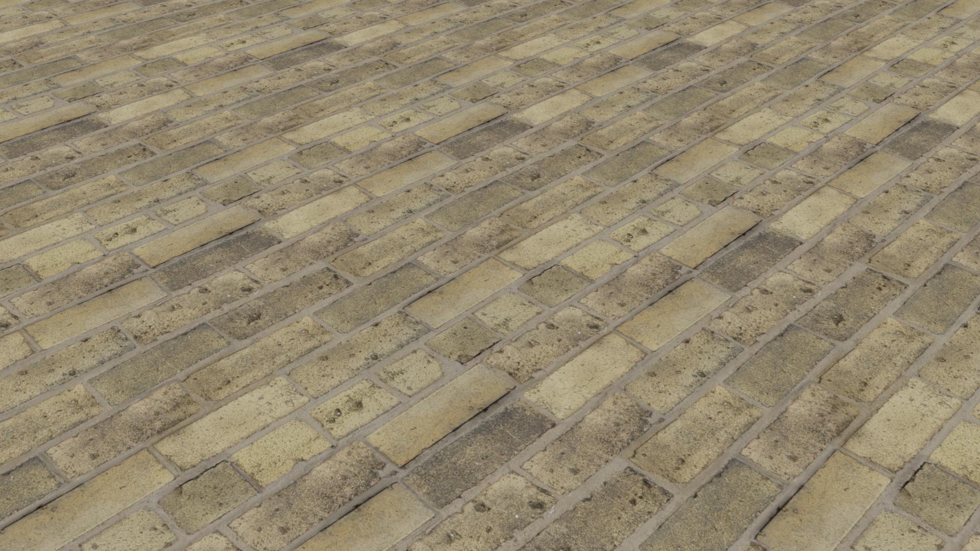 Bricks Light New E Flat Preview