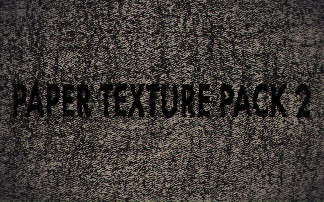 VFX Elements Pack 006 – Paper Textures