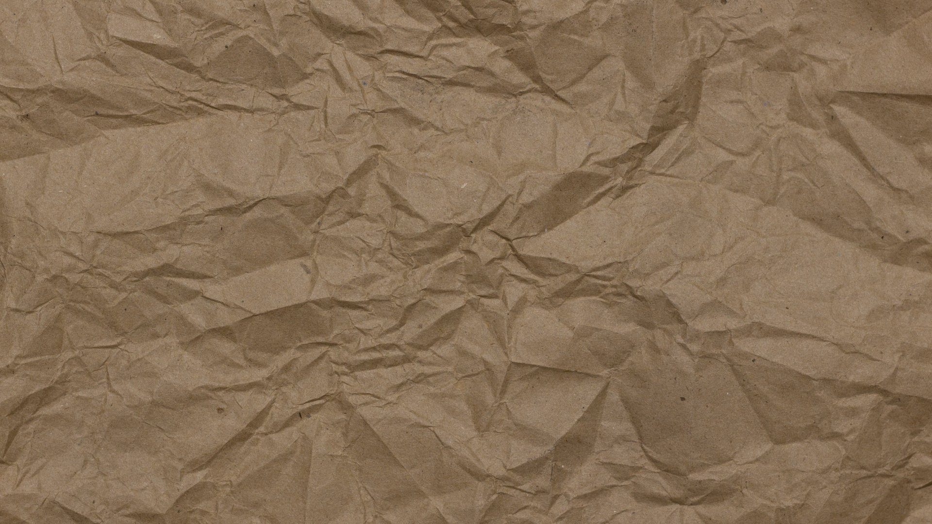 Brown Craft Paper Texture Crumpled 024
