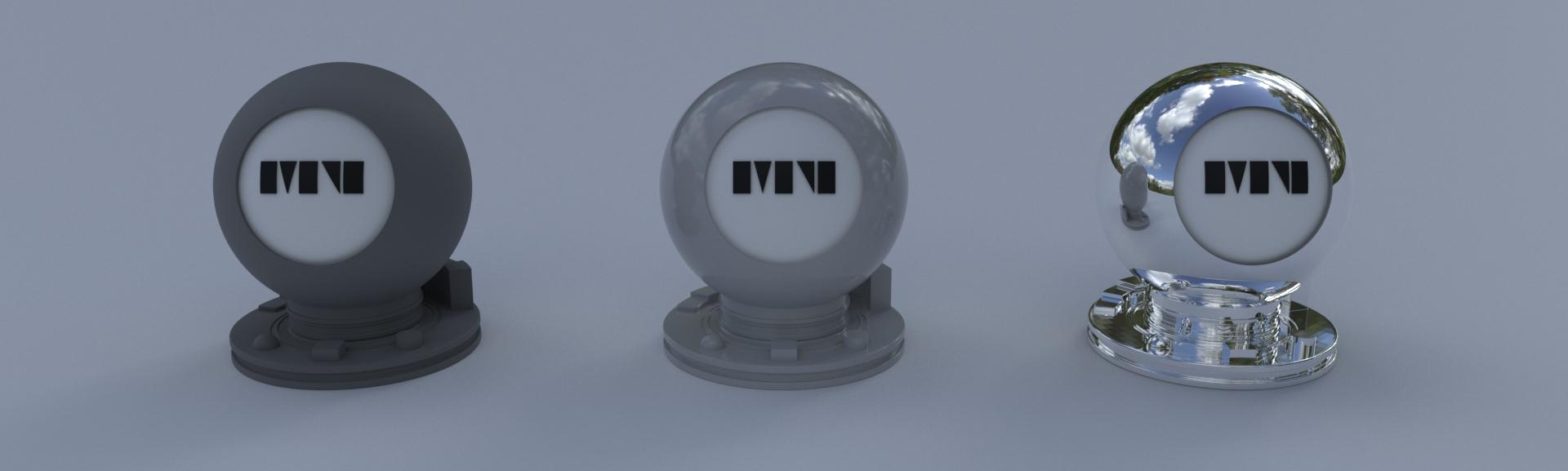 Pano 24 Shader Balls