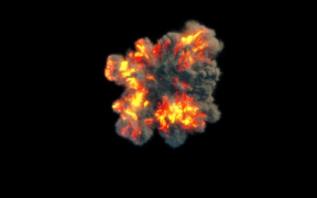 VFX Element – Shock Wave 003