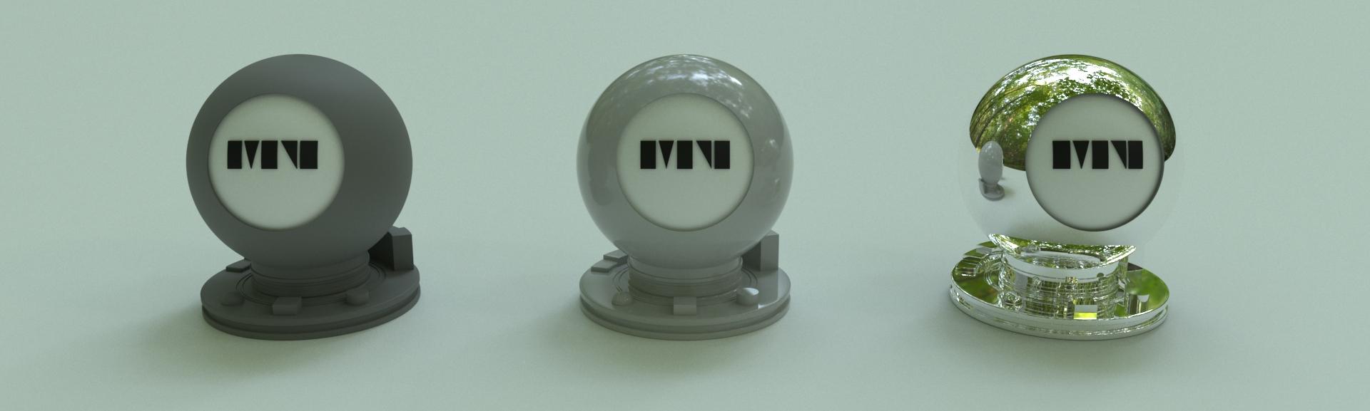 Pano 56 Shader Balls