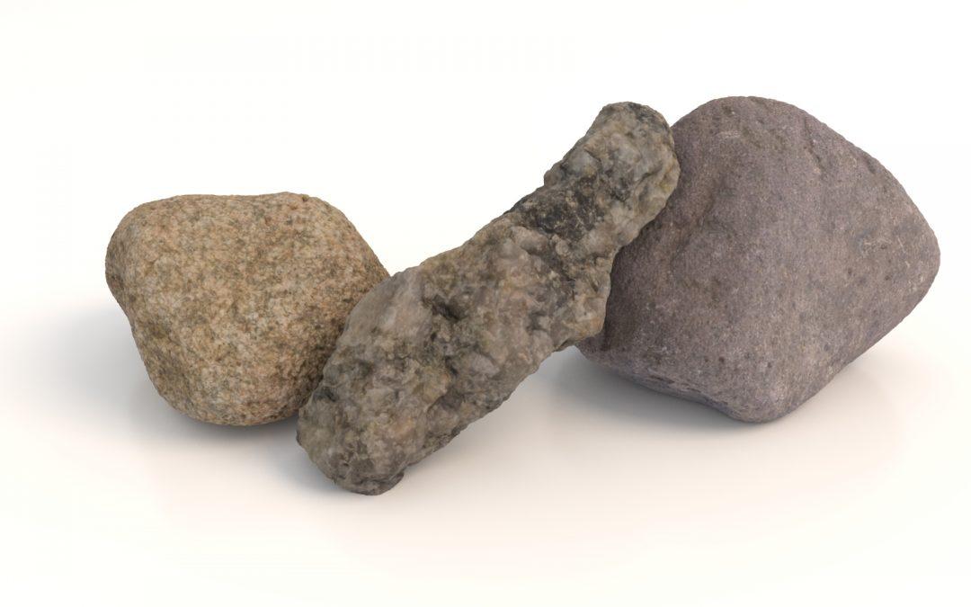 CG Object Pack 04 – Rocks