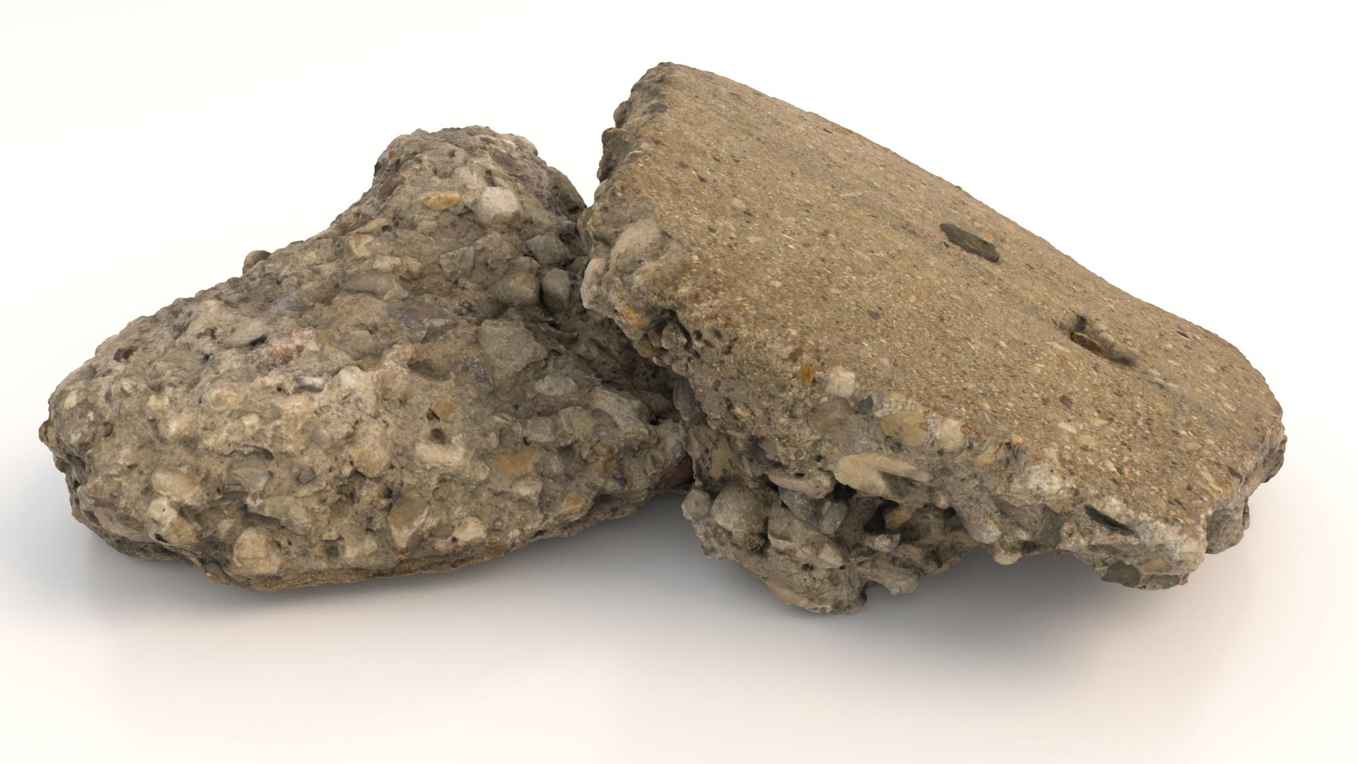 Concrete Debris Featured Image