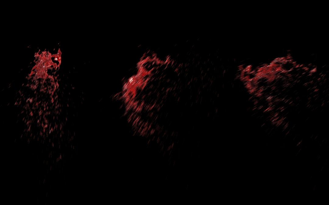 VFX Element 011 – Blood Spray