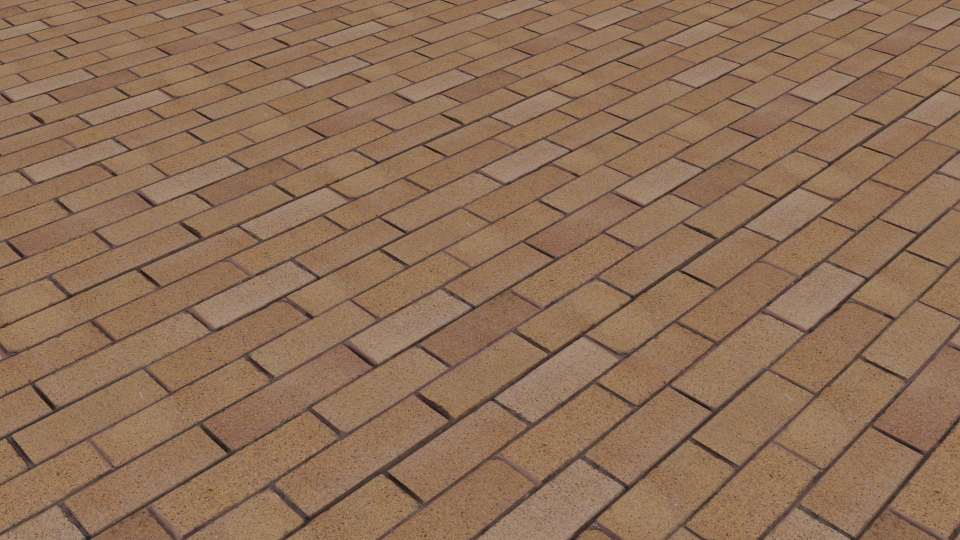 Bricks New Red F Flat
