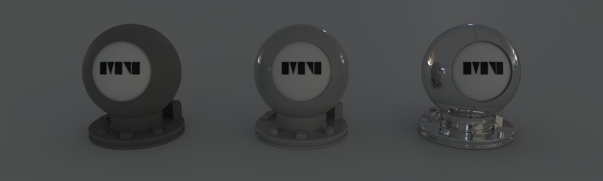 Pano 74 Shader Balls